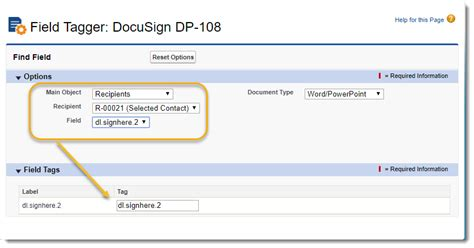 Tag Templates For Docusign Create Docusign Template