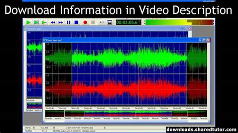 video editing software free download full version youtube goldwave v5 66 for free full version youtube