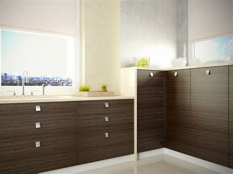 wood veneer kitchen cabinets dark oak kitchen cabinet doors
