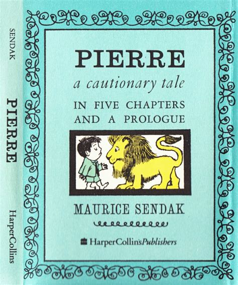 Top 100 Picture Books 79 By Maurice Sendak