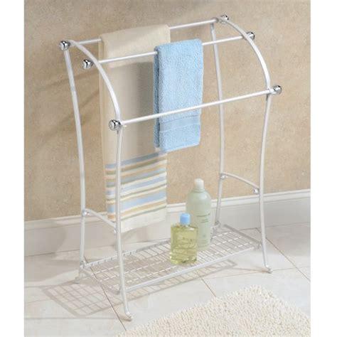 white towel racks bathroom mdesign free standing towel rack for bathroom pearl