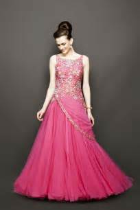 wedding evening dresses evening dress for wedding in pink color dresses gowns indian gowns and wedding wear