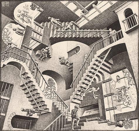 Franz Vase M C Escher Relativity