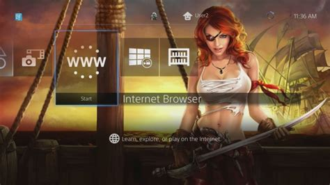 ps4 themes on pc ps4 gets 31 new themes including several dynamic ones