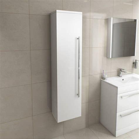 odessa bathroom furniture odessa white wall cabinet