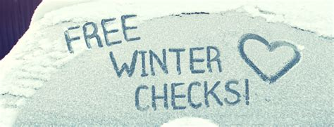 Whats Included In A Background Check What Is Included In A Free Winter Check Car Maintenance Carbase Co Uk