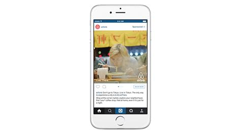 airbnb instagram instagram is now letting marketers use in its swipeable carousel ads adweek