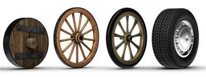 The Wheels On The Truck Why It Took So To Invent The Wheel