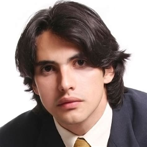 hairstyles for men with long hair black
