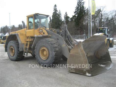 Volvo Construction Equipment Sweden Volvo Construction Equipment L220e 2004 Sale In Sweden