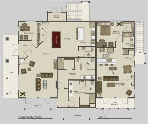 kitchen floor plan ideas mega villa plans clubhouse plan pictures apartments sle