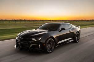 hennessey s new quot exorcist quot chevrolet camaro zl1 set to