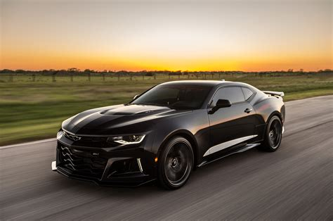 motor camaro the hennessey exorcist camaro zl1 unleash its 1 000