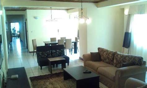 living roomdining room picture  amara suites lagos