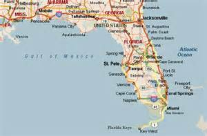map of florida miami florida map ta miami