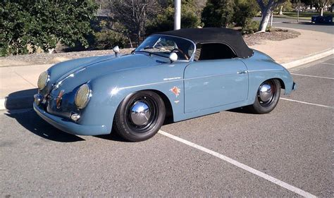 porsche speedster replica for sale 1957 replica speedster for sale 1520190 hemmings motor news