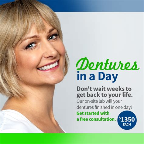 dentures in a day dentures in a day 1st family dental