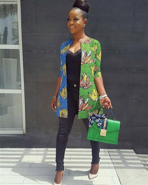 naija female ankara jackets 2017 trending ankara jacket styles you will definitely
