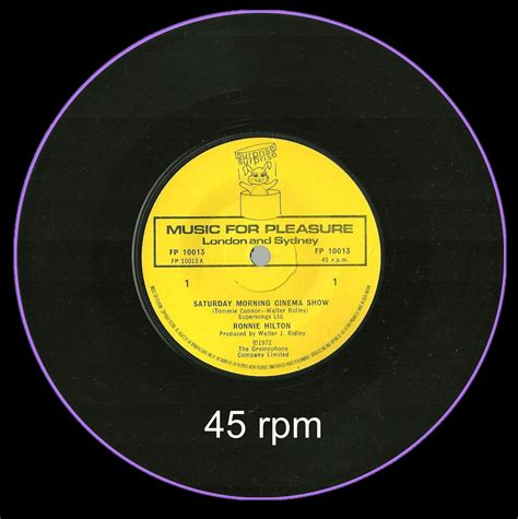 And Records Records 78 45 Or 33 Rpm
