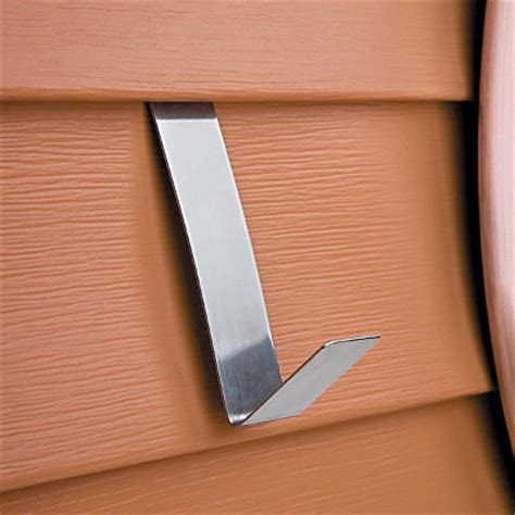 vinyl siding hangers set of 4 contemporary wall