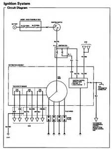 1988 honda prelude ignition wiring diagram
