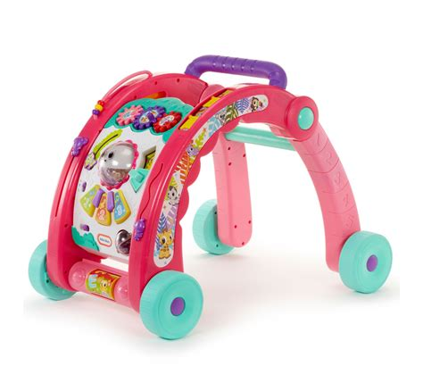 3 In 1 Activity Walker light n go 3 in 1 activity walker pink tikes