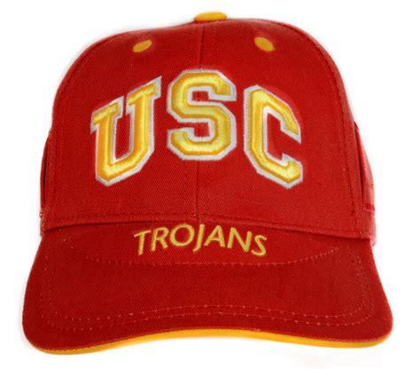 usc colors usc trojans school color cap