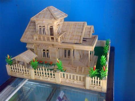 gambar rumah rumahan  kayu rumamu