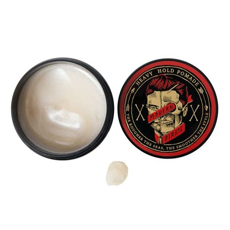 Pomade Heavy Hold modern pirate heavy hold pomade hair styling