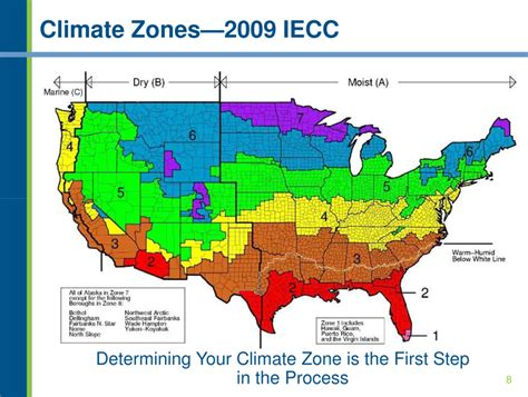 weather zones for gardening new energy code for dummies cmi insulation