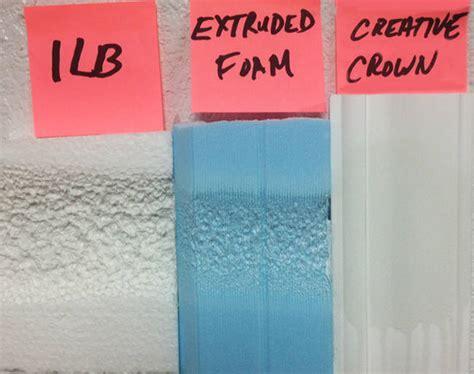 spray painting foam spray test styrofoam with aerosol spray paint