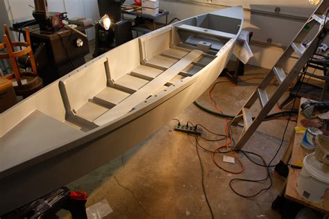 duck punt boat plans building a duck punt sailing simplified