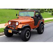 1977 Jeep CJ5  For Sale To Buy Or Purchase