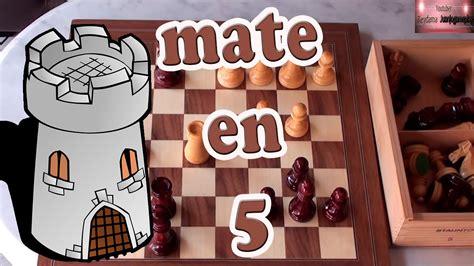 las mejores partidas de ajedrez youtube jaque mate en 5 jugadas ajedrez youtube