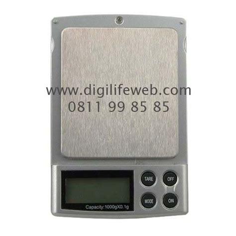 Timbangan Dapur Digital Akurasi 1 Gram Stainles Portable Kitche timbangan digital ps1000 akurasi 0 1g max 1000g