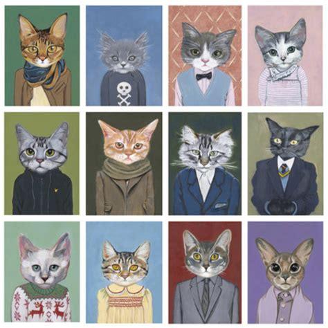 hipster tumblr oh lindo pinterest kitty cats animal head human body animals in art pinterest