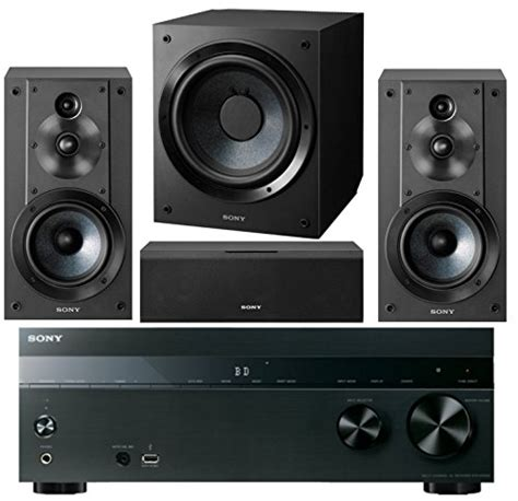 sony 5 2 channel 725 watt 4k 3d a v surround sound