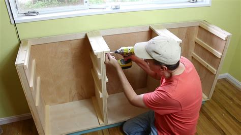 Kitchen Cabinets Diy Plans by How To Build Base Cabinets Woodworking For Mere Mortals