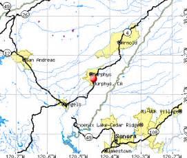 murphys california ca 95247 profile population maps