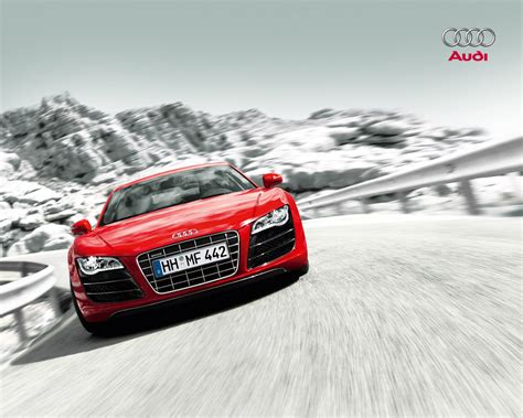 red audi r8 525 horsepower 2010 audi r8 v10 unveiled in red the