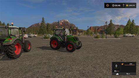 Ls Value by Fs17 Fendt 300 Version Gyrophares 0 Mod For Farming