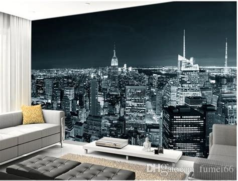 skyline bedroom wallpaper new york skyline wallpaper bedroom www pixshark com