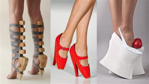 imagenes de zapatos increibles los 25 zapatos m 225 s feos del mundo estarguapas