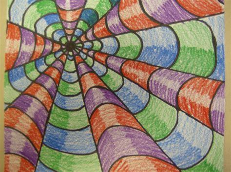 pattern of three exles 10th grade pattern op art