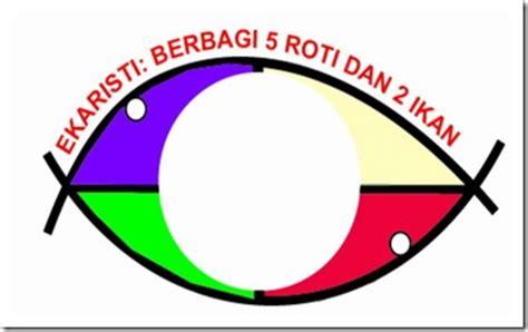Roti Sisir Paulus seminari tinggi st paulus yogyakarta logo kongres ekaristi i keuskupan agung semarang