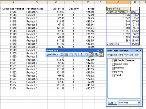 pivot tables part 1 how to create a pivot table in