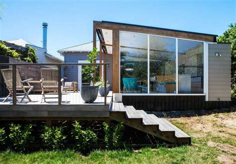 glass box house glass box extension upgrading bungalow style home in new zealand best of interior design