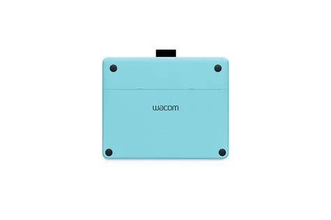 Wacom Intuos Comic Pen Touch Small Blue Cth 490 intuos comic small mint blue wacom india
