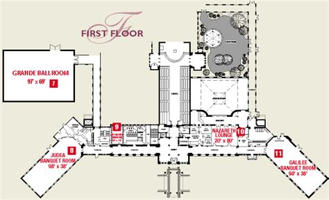 Online Floor Plan whimsical occasions floor plansthe inn at st john s