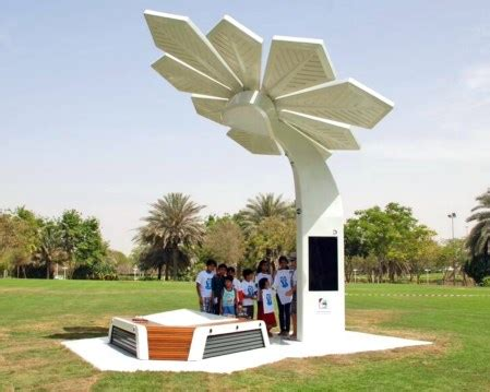 solar powered trees are palm trees the next step in solar energy s evolution